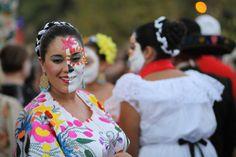 All Souls Procession—El Dia de los Muertos—Petaluma 2012