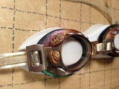 homemade steampunk jewelry - Google Search