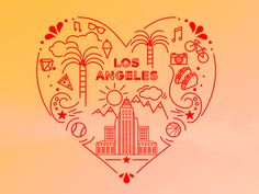 For the love of LA