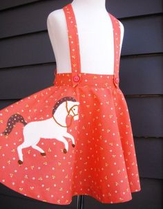 pony skirt... This may be for a little girl but I'm gonna totally rocket it!