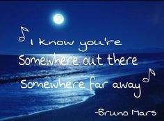 Bruno Mars, Talking to the Moon