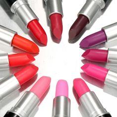 12 Color Makeup Matte Lipstick Cosmetic Pencil Lip Stick Waterproof  $ 8.44