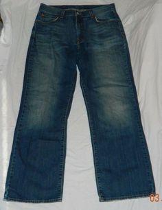 Lucky Brand Jeans Bootcut Mechanic 34 Regular #LuckyBrand #BootCut