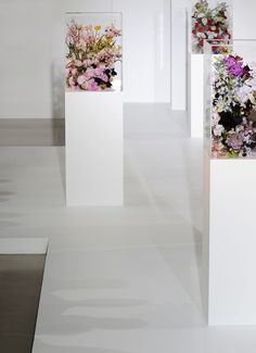 Runway Show at Jil Sander F/W 2012