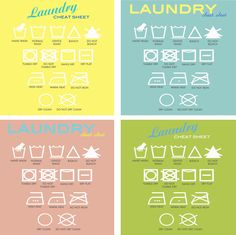 Rambling Renovators: Download: Laundry Symbol Art frame for laundry room. Love it!