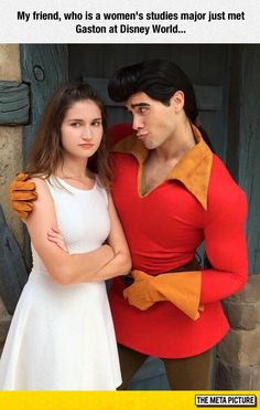 Nobody Studies Women Like Gaston