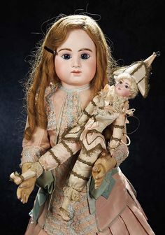 The Stein am Rhein Museum Collection: 186 Rare and Noteworthy French Bisque Bebe Attributed to Joanny