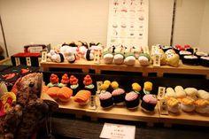 Chirimen craft(Sushi)