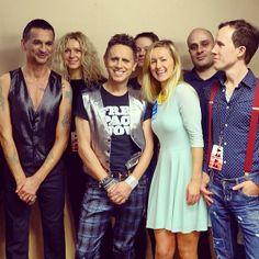 Depeche Mode - Meet and Greet, Riga 02.03.14