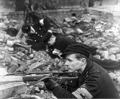 HJ Volkssturm, defenders of Berlin, April 1945