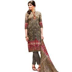 Readymade Simply Classy Printed Cotton Salwar Kameez Suit Indian  #FreeShipping #SalwarKameez #NewStuff #LowestPrice #SalwarSuit #DressMaterial #ShopNow #Designer