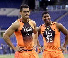 Impact Of Jameis Winston & Marcus Mariota Skipping 2015 NFL Draft - http://movietvtechgeeks.com/impact-of-jameis-winston-marcus-mariota-skipping-2015-nfl-draft/-I imagine Roger Goodell breathed a sigh of relief when Jameis Winston made it known he would not be at this year's NFL Draft. It's a rare thing to not have the likely number one overall pick on hand when his name is called, but Goodell would actually prefer it that way this year.