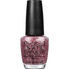 OPI pink sparkles