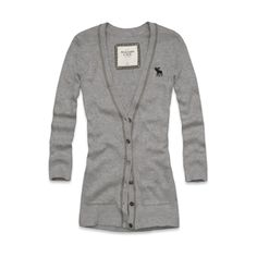Cardigan from Abercrombie & Fitch $40.60