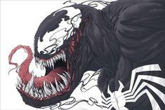 Wicked Venom artwork.