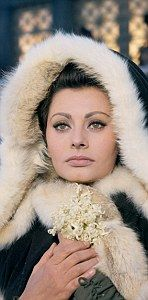 Sophia Loren in The Fall of the Roman Empire