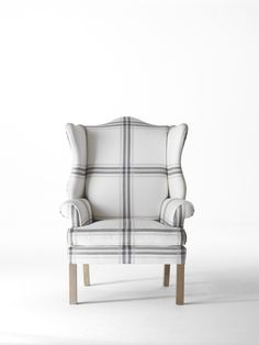 All curves and lines, the Montville chair makes geometry gorgeous.