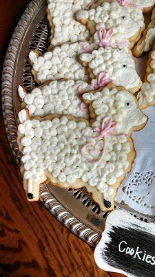 Lamb Themed Desserts
