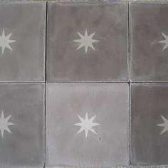 concrete tiling ♥