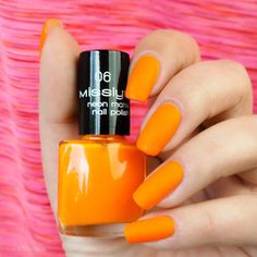 swatch Misslyn volcanic • neon matte Collection