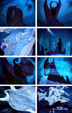 "Mussorgsky's ""Night on Bald Mountain"" from Walt Disney's ""Fantasia"" (1940)"