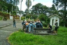 Grupo Escoteiro Iguaçu 43º SC Porto União: Jornada ao Morro do Cristo