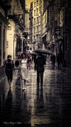Urban Photos by Mike Shaw