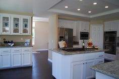 Staged Kitchen- Home Staging in San Diego- CK Design Home Staging  www.ckdesignhomestaging.com
