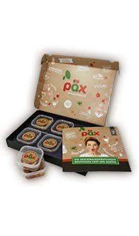 Knuspriges Trockenobst&gemüse von PÄX Food -Home