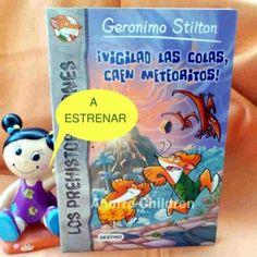 Libro Gerónimo Stilton, 4.95€ ¿lo quieres? www.ahorrochildren.es