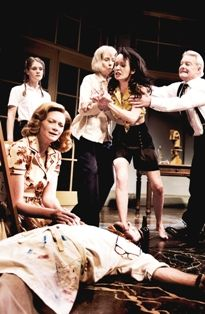 THEATRE REVIEW: Mathew sees Go Back For Murder at Bradford Alhambra ...