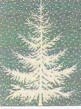 Christmas snow--The Danish Handcraft Guild