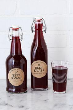 How-to Make Beet Kvass // A Cleansing Medicinal Tonic