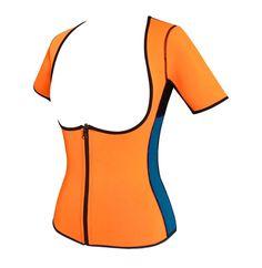 eb71097ef Apple Curves Body Cincher Sauna Suit Thermal Vest