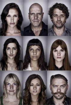 Morne van Zyl's CloseUp Portraits