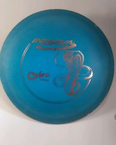 171 Grams Innova Cobra Disc Golf Driver Mid Range PDGA Foil Cobra Stamp Blue  #Innova
