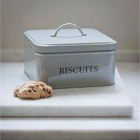 Biscuit Tin - Flint