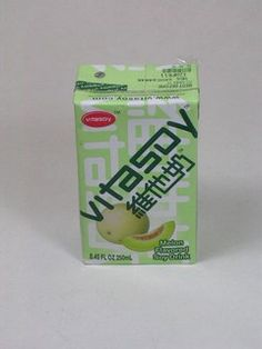 Vitasoy Melon Flavored Soy Drink.  http://affordablegrocery.com