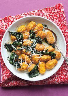 Őszi receptek a sztárbloggertől Pasta Salad, Ethnic Recipes, Food, Crab Pasta Salad, Essen, Meals, Yemek, Eten