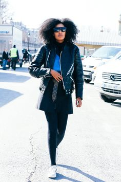 JSJ doing LV. fab. Paris. #JuliaSarrJamois