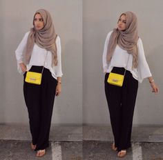 Hijab + Minimal (Summer Albarcha)