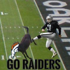 Fuck the Broncos Oak Raiders, Oakland Raiders Football, Raiders Baby, Giants Baseball, Pittsburgh Steelers, Dallas Cowboys, Denver Donkeys, Raiders Wallpaper, Raiders Players