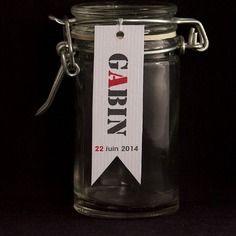 Pour un baptême, étiquette à personnaliser en fonction de votre thème pour parfaire vos cadeaux pour vos invités