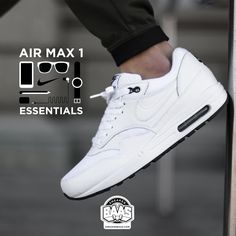 promo code 6ff44 77b47  nike  air  airmax  airmaxone  airmax1  essential  sneakerbaas   baasbovenbaas