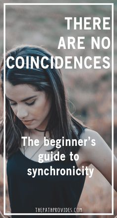 Synchronicities happens all the time, who hasn't experienced them ? But what exactly are they ? Coincidences ? Unlikely conjunction of events ? Startling serendipity ? Maybe there is more to them. #coincidence #synchronicity #thecelestineprophecy #spiritualawakening