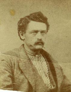 Curly Bill Brocius of Tombstone Arizona.