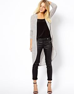 My fav longline cardigan from asos