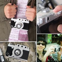 iCA iPhone 4/4S case includes two lenses, a fisheye and macro $65    #iphone #iphone_case #iphone_photo #photo #lens #camera #camera_lens