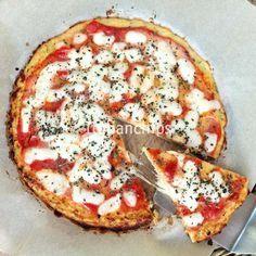 Ho trovato questo impasto per pizza fantastico. E' una idea favolosa che non avevo ancora visto qui in Italia.