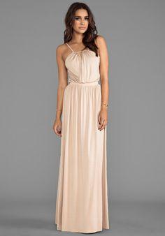 RACHEL PALLY Rhiannon Maxi Dress in Bamboo - Dresses